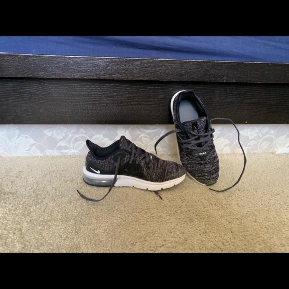f7ff86de05 Nike Shoes   Air Max Boys Running Size 55y   Poshmark